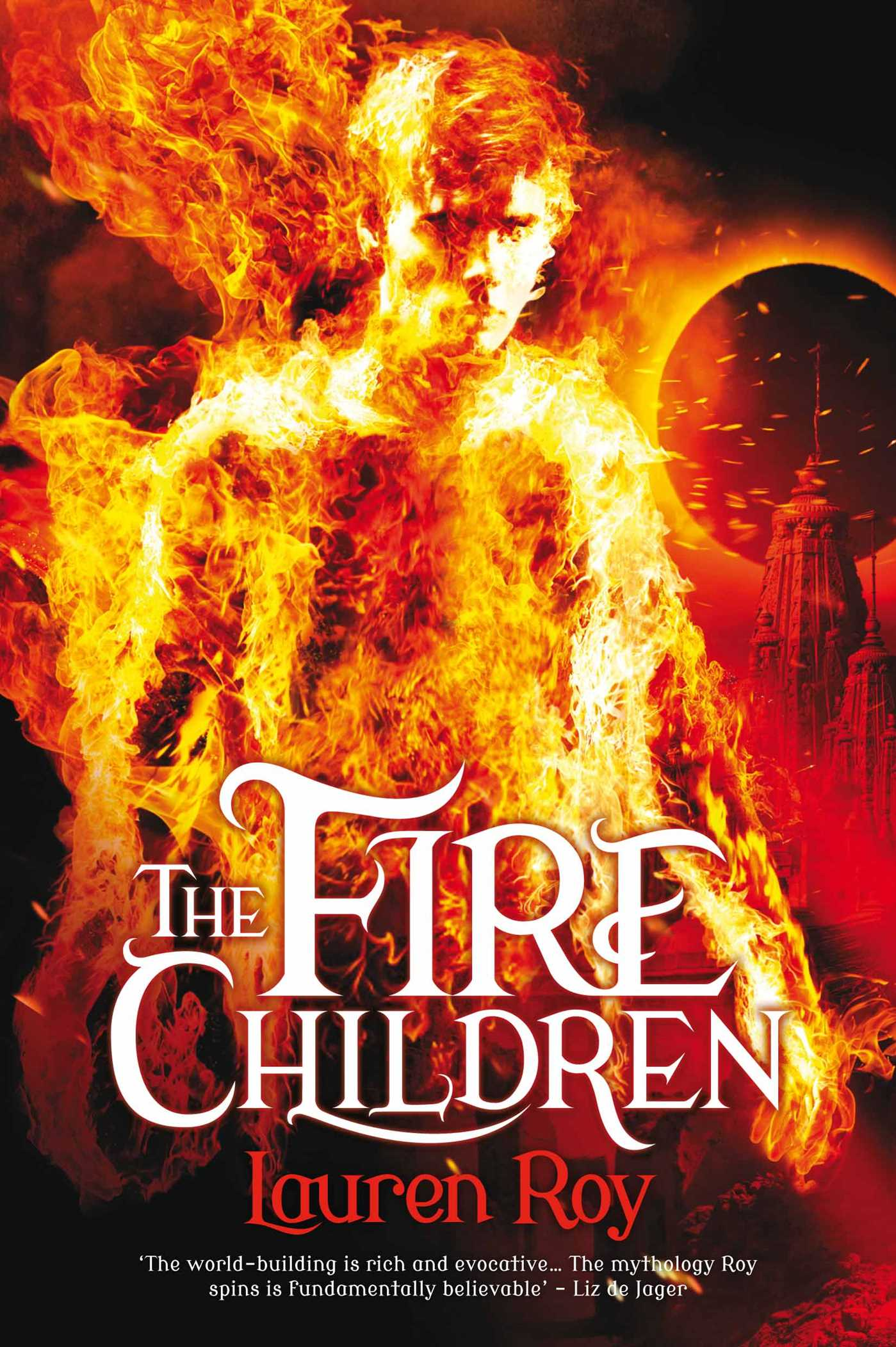 The Fire Children cover